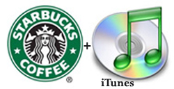 partnership between apple and starbucks Starbucks has teamed up with apple to offer free music in a new  this partnership between the coffee retailer and the music retailer comes as competitor.
