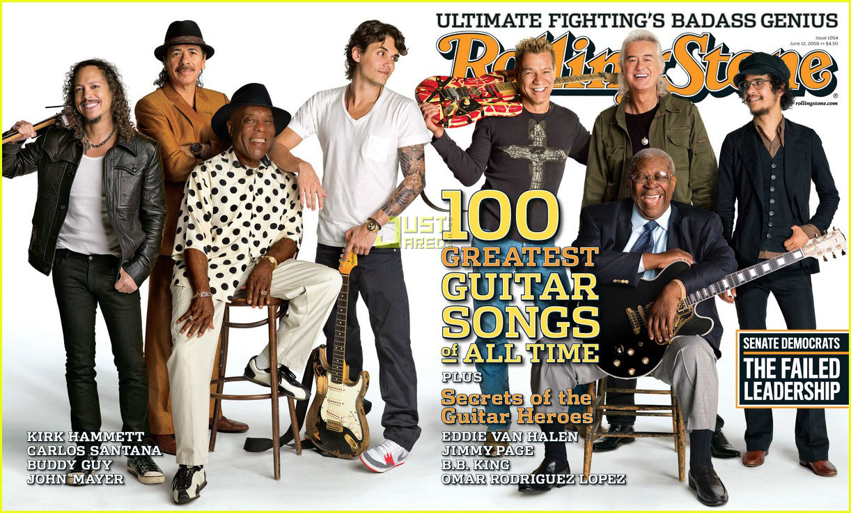 100 Greatest Guitarists – Rolling Stone
