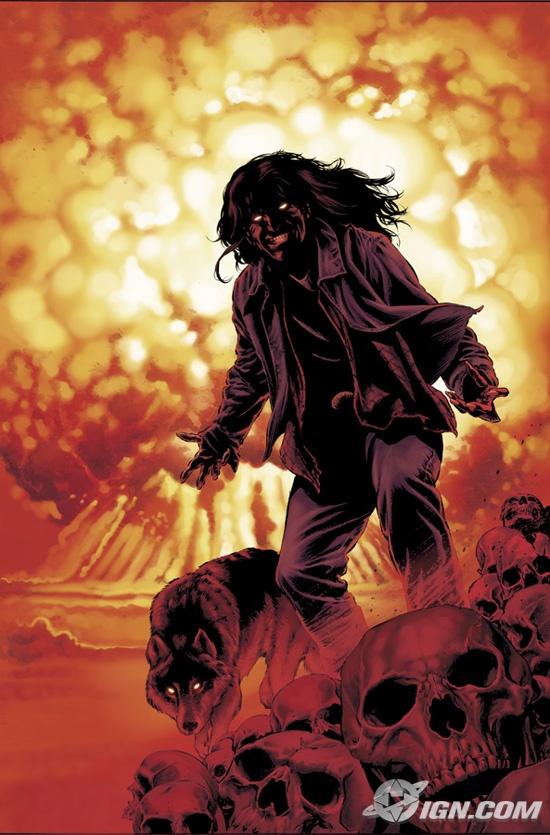 LE FLEAU, en BD, par Marvel Stand-3