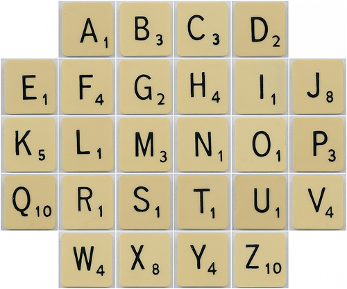Scrabble Letter Values GdVGg2hV