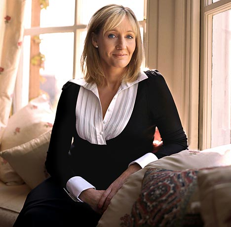 J.K. Rowling Photos Pictures