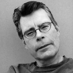 Stephen King, the self-confessed greatest writer in the world