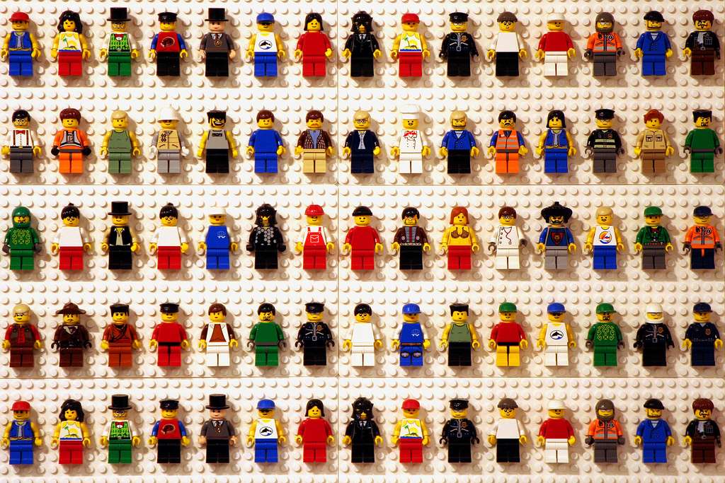 The Lego Minifig Turns 30 « THE FIRE WIRE