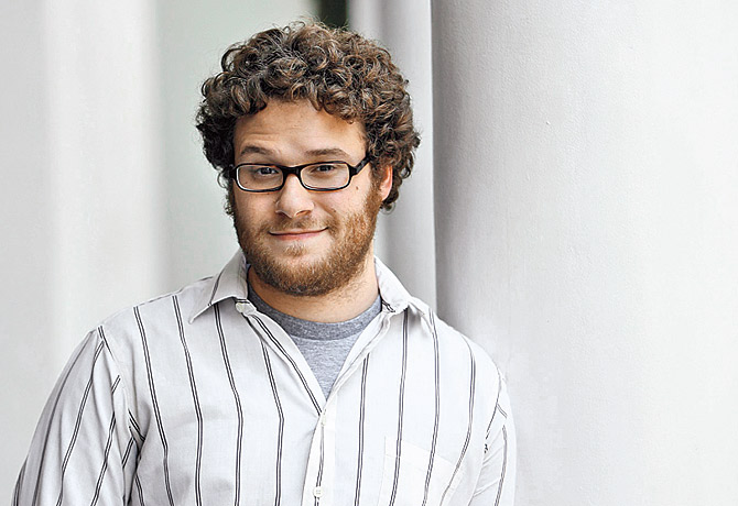 10 Questions for Seth Rogen