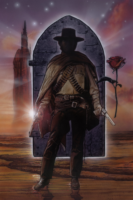 Purchase The Gunslinger Painting Featured In The Mist If