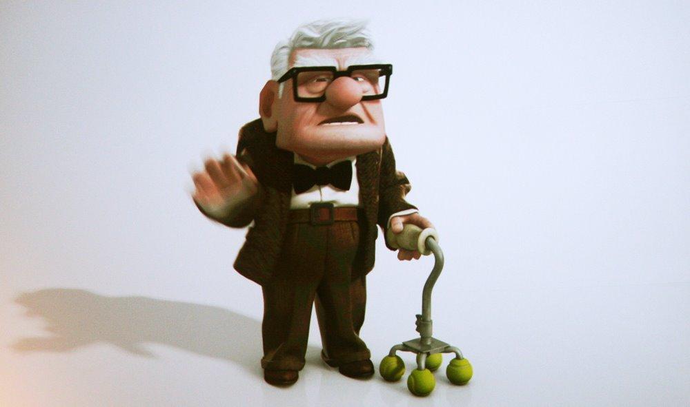 Of Pixar s  Up