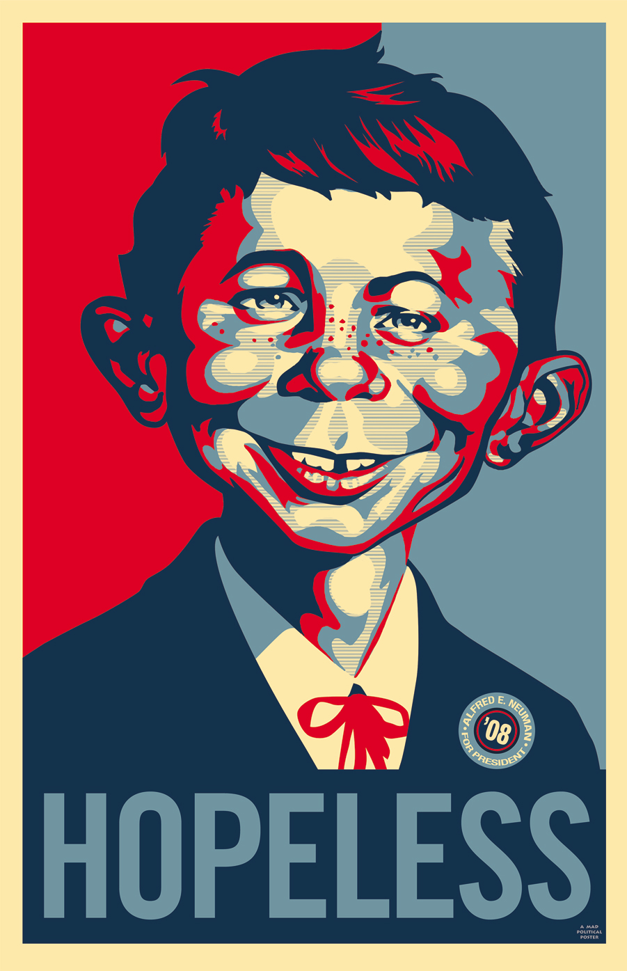 Obama HOPE Poster Parodies