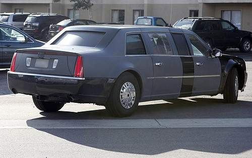 Stagecoach, The Presidential Limo |