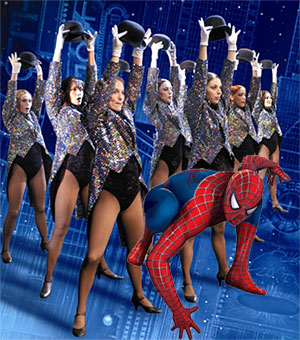 re: Spiderman to Cast its Web in June 2010? in New York Hilton