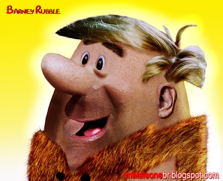 Barney_Rubble_Untooned_by_mataleoneRJ