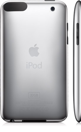 ipod touch 3rd generation camera. Apple Preparing iPod Touch With Camera And Microphone