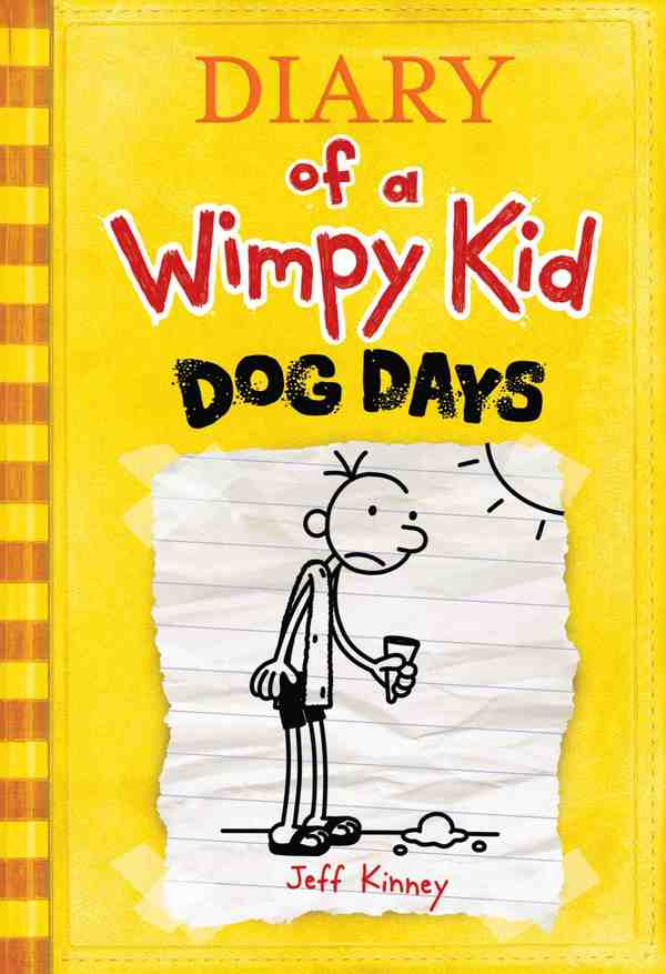 Diary Of A Wimpy Kid Dog Days Publisher