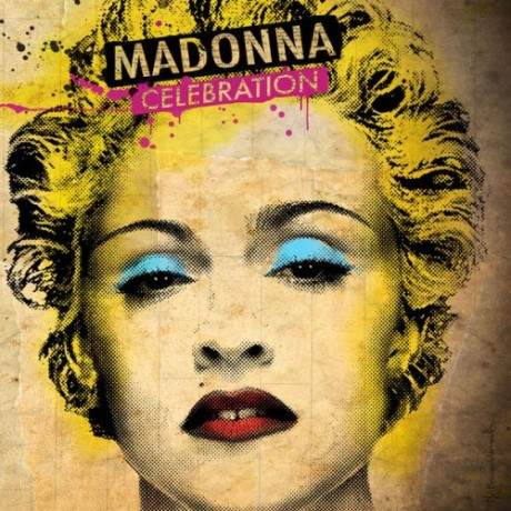 Madonna Album Artwork