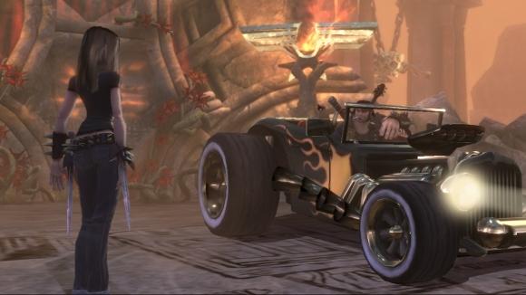Brutal Car