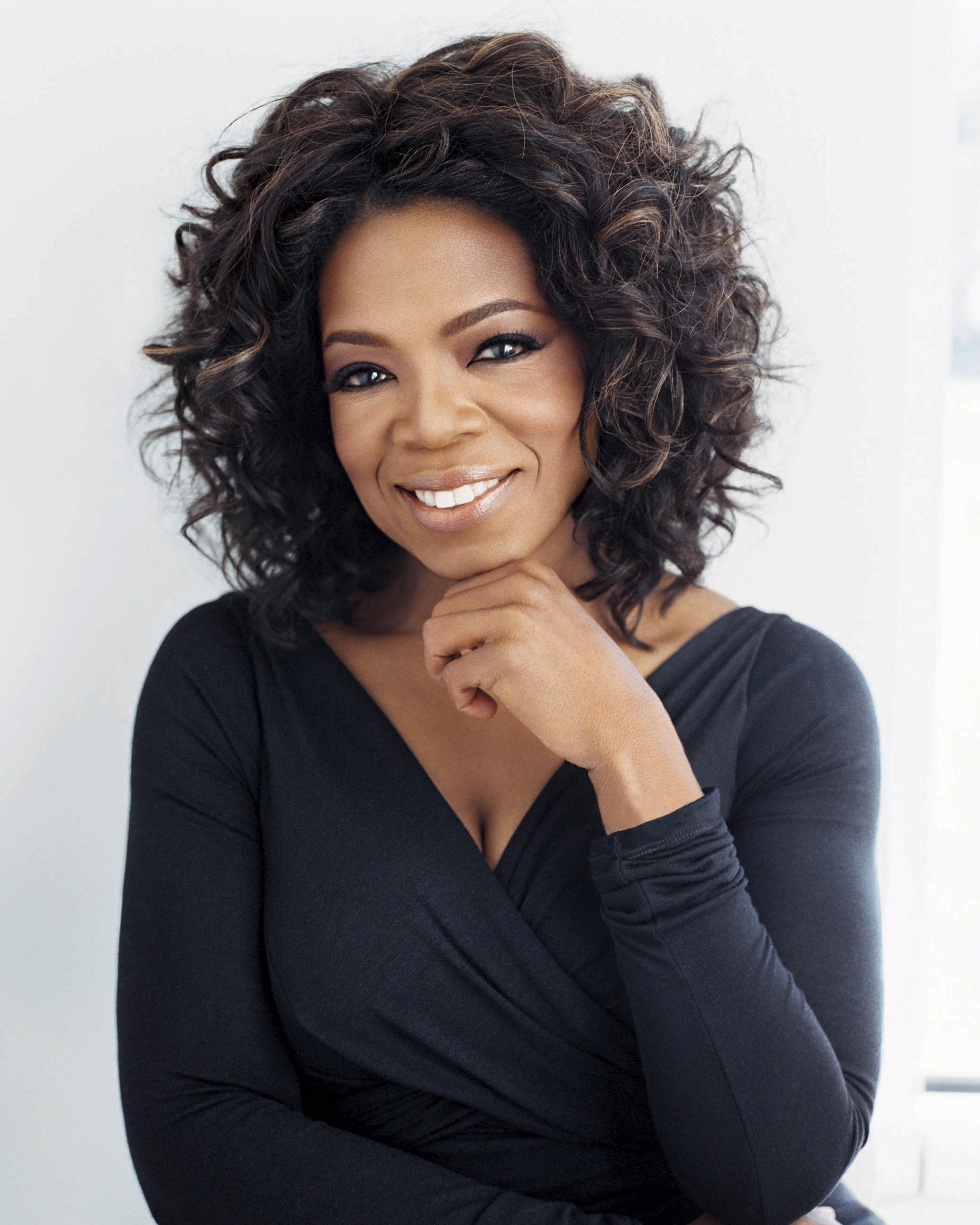 oprah winfrey ending her talk show advertisements