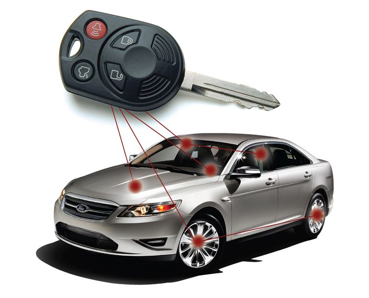 2010 Ford Focus Features Unique Automotive Equivalent Mykey System