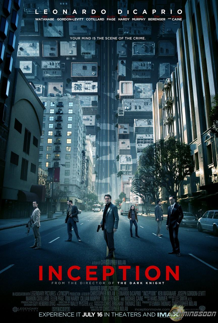 inception by christopher nolan essay