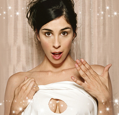 Sarah Silverman Talks To Vanity Fair About Her New Book « THE FIRE ...
