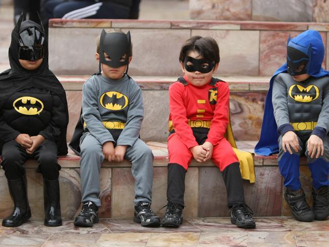 easy hero costume.