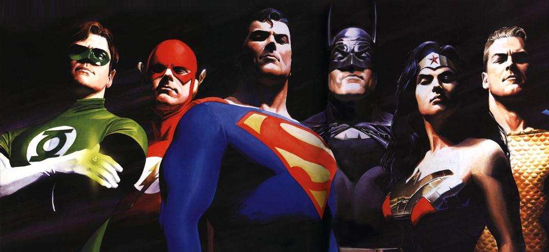 dc comics wallpapers. that DC Comics characters