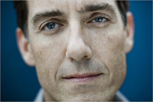 Justin Cronin Portrait Writer Ecrivain