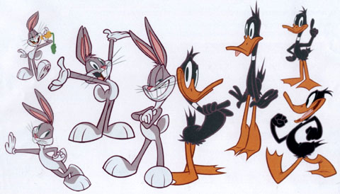 Character Designs Revealed For The Upcoming Looney Tunes Show