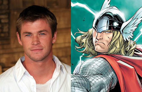 chris hemsworth thor pic. Chris Hemsworth as Thor
