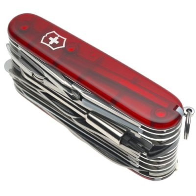 8b26b922143 ... Victorinox SwissChamp XLT Swiss Army Knife to accomplish your quick  repairs! Advertisements