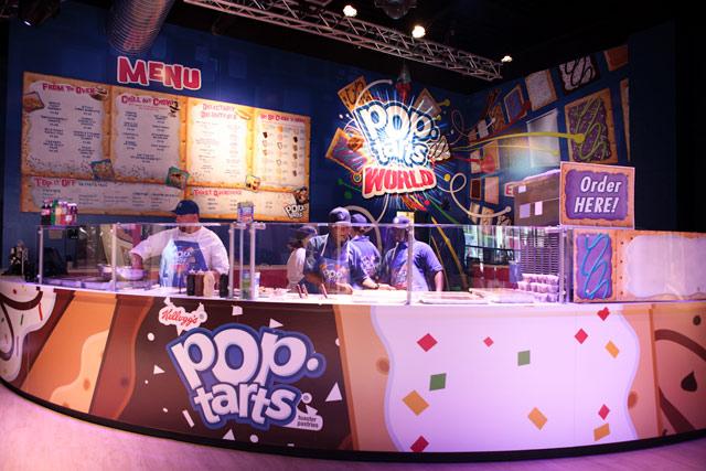 pop tart factory
