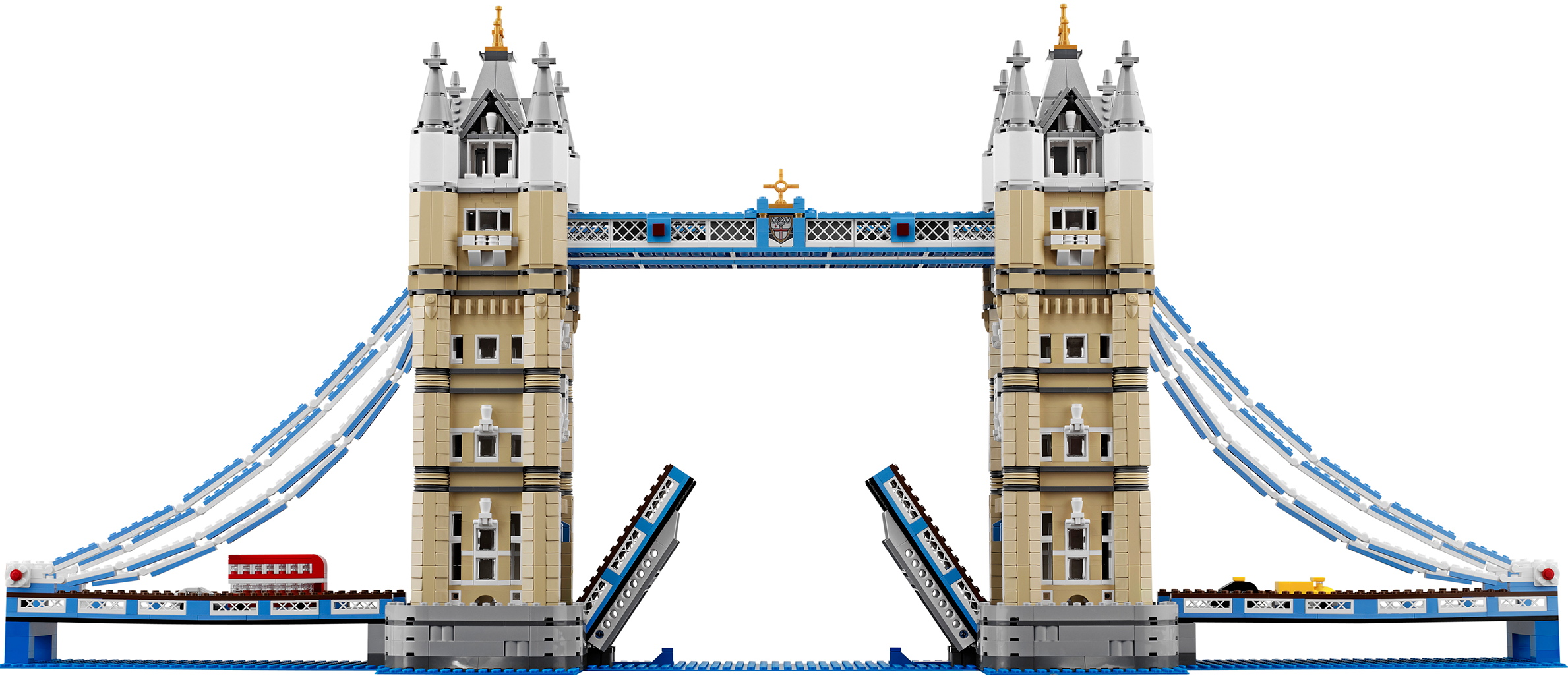 Lego tower bridge of london for Architecte tower bridge