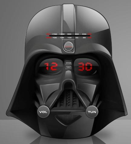 Darth Vader Alarm Clock