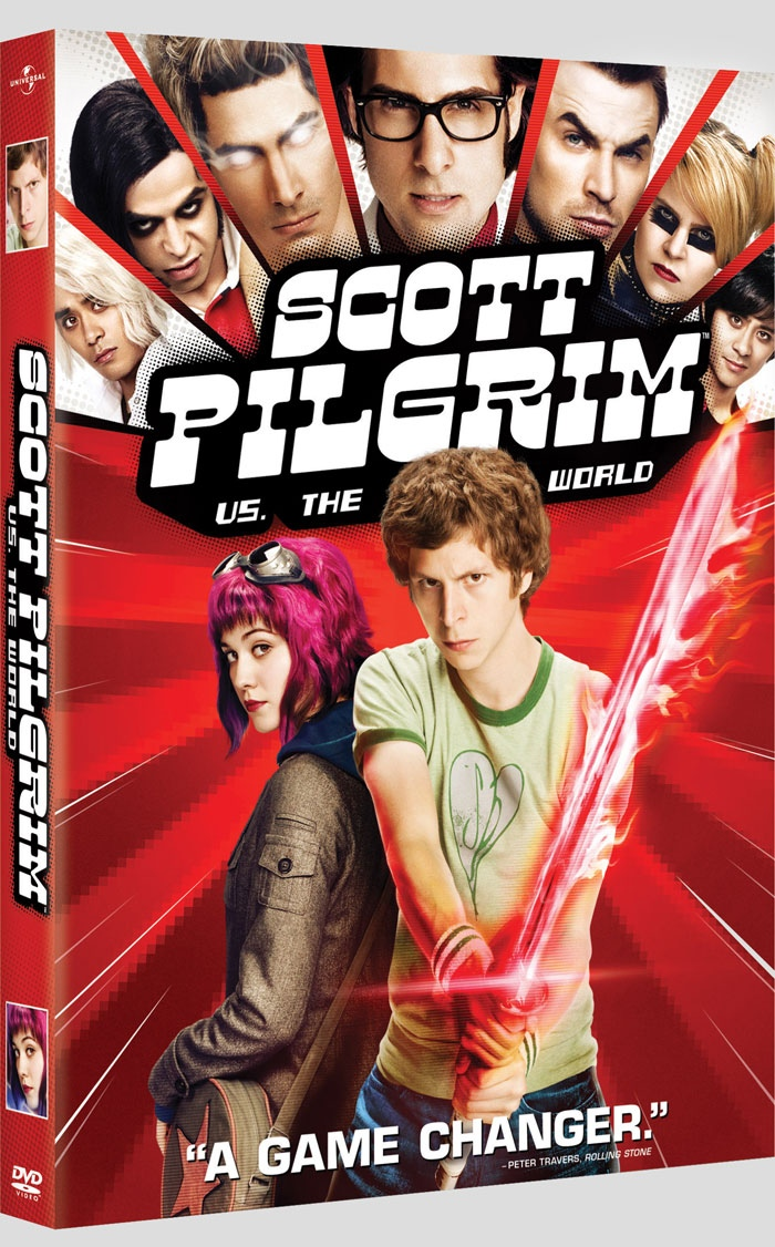 scottpilgrimartworkpic Gay, High Definition, Thug