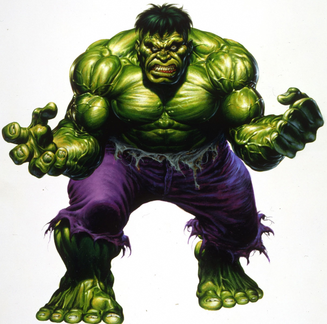 The hulk by joejusko