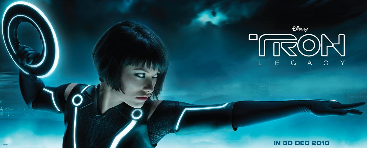 What Writers And Storytellers Can Take Away From Tron: Legacy