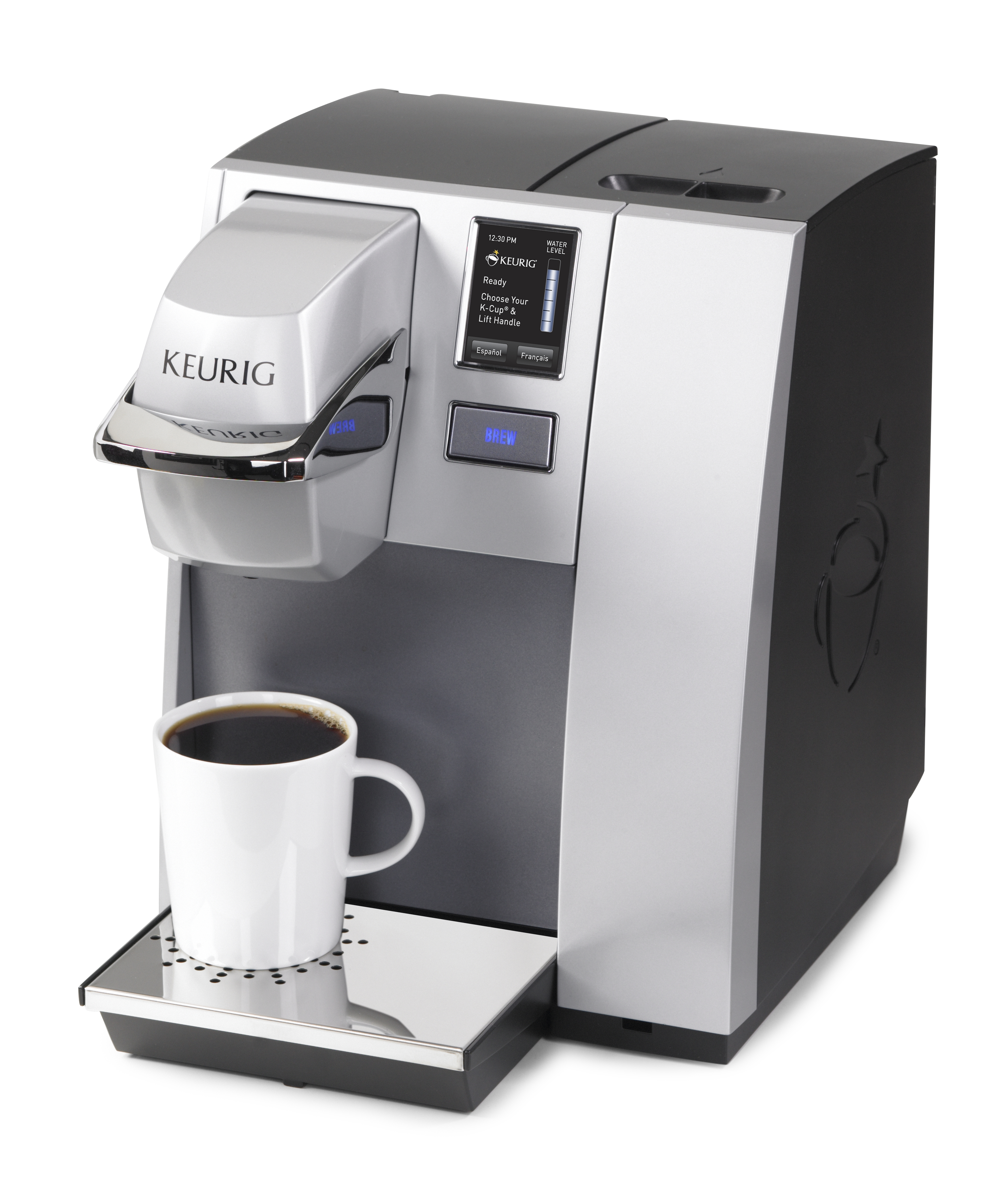 Office Coffee Maker Instructions : Keurig B155 Brewing System Review