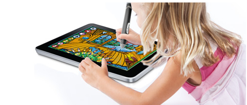 Griffin Crayola ColorStudio HD Turns Your iPad Into a Coloring Book |