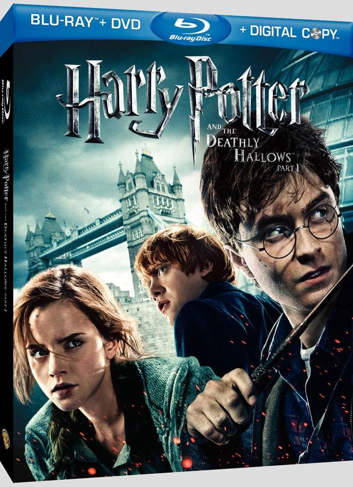 Harry Potter et les reliques de la mort - partie 1[BRRIP 720p VOSTFR] [AC3] [FS]