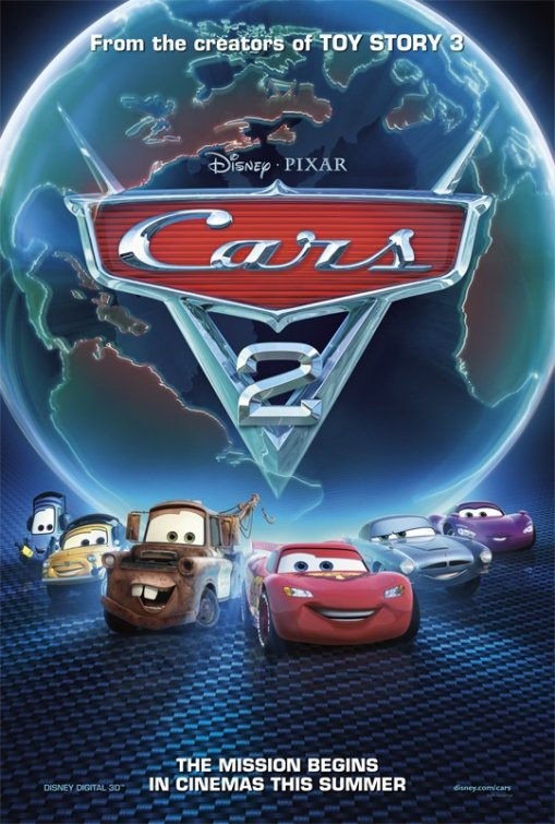 Pixar S Cars 2 Trailer