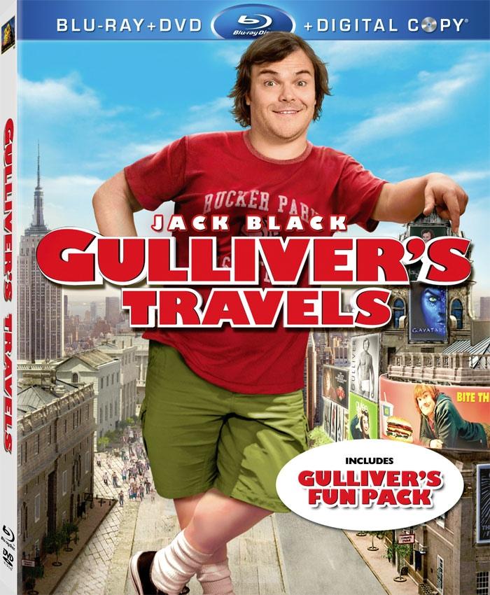 Gulliver S Travels  Film Blu Ray