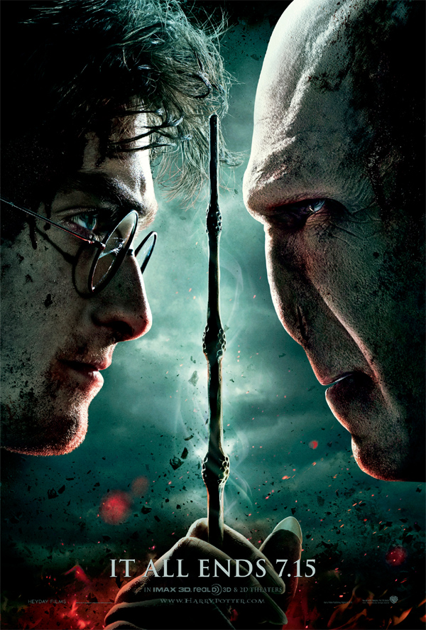 harry potter and deathly hallows part 2. Deathly Hallows – Part 2,