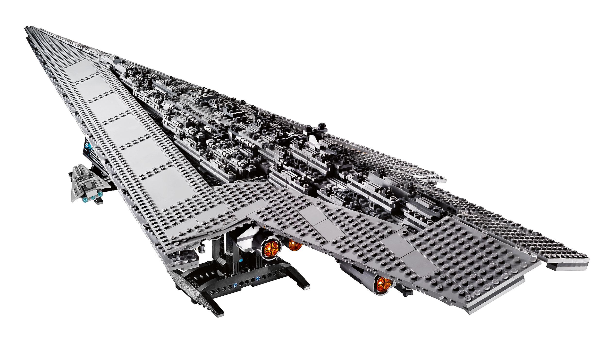 lego announces star wars super star destroyer executor. Black Bedroom Furniture Sets. Home Design Ideas