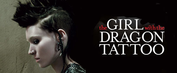 David fincher s the girl with the dragon tattoo teaser for The girl with the dragon tattoo books