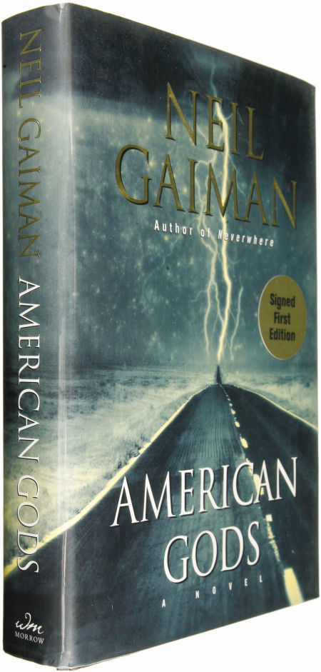 Neil Gaiman's American Gods Is Coming To HBO |