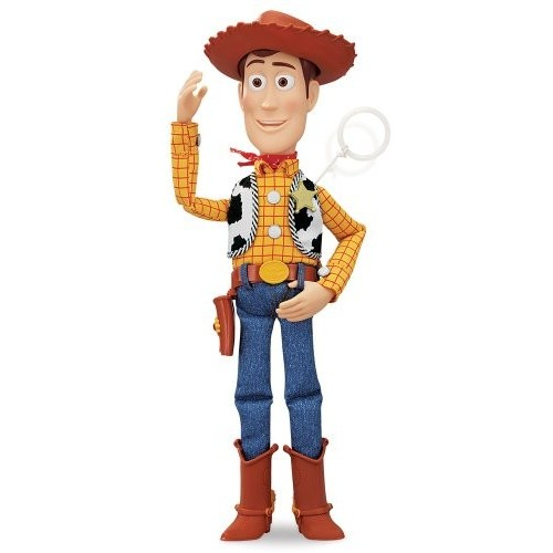 Is The Woody Doll's Voice Really Tom Hanks?