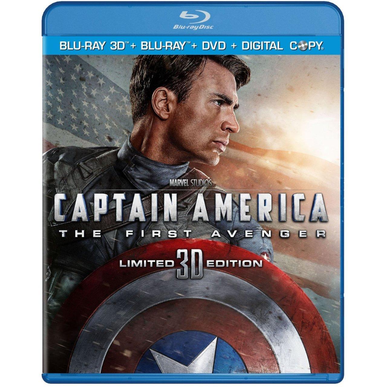 Captain america the first avenger 2011 - Captain America The First Avenger Streets On October 25th 2011 Advertisements