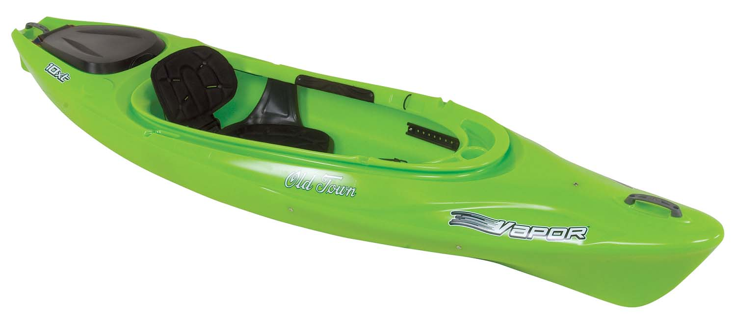 Old Town Vapor 10XT Kayak Review |