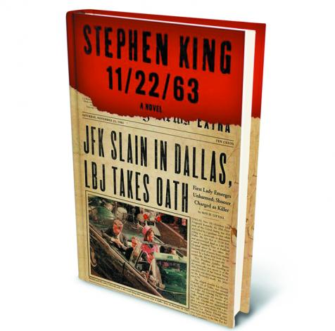 Free Audiobook Samples of Stephen King's JFK Assassination