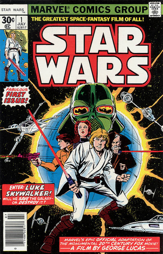 Star Wars Book Cover Art : Star wars art comics