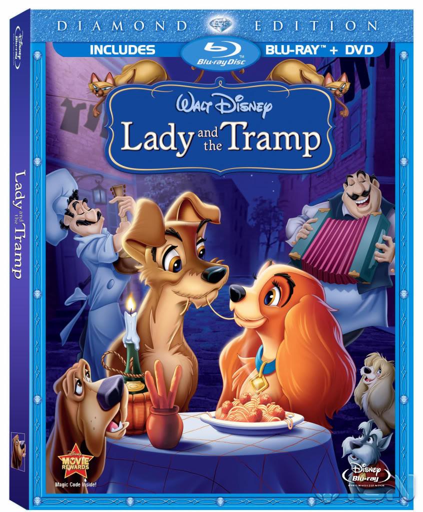 Lady And The Tramp 1955 - Tiểu Thư Và Gã Lang Thang 1 [hd]