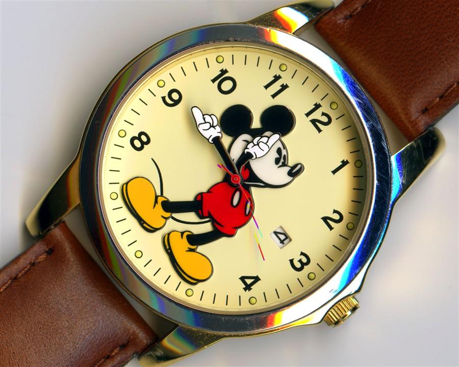 Relojes mickey mouse Compara precios en Relojes -